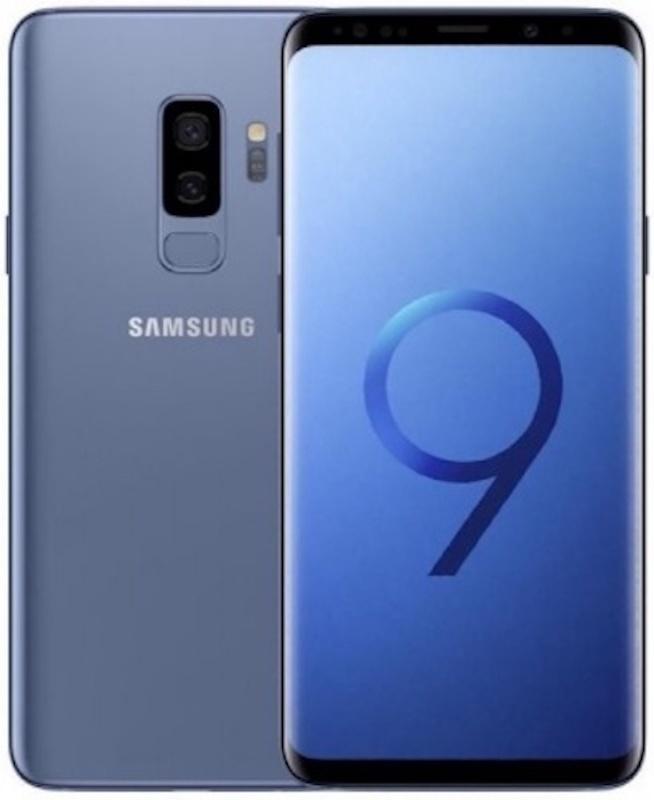 Samsung Galaxy S9 Plus 64gb Синий G965 blue.jpeg