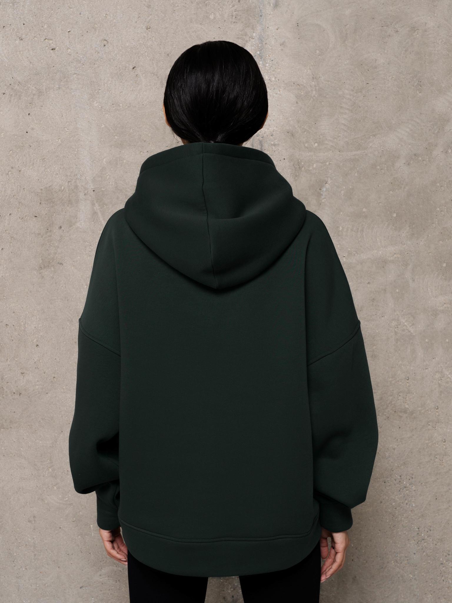 Худи Emex, Темно-зеленый