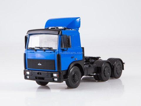 MAZ-6422 truck tractor 1:43 Legendary trucks USSR #26