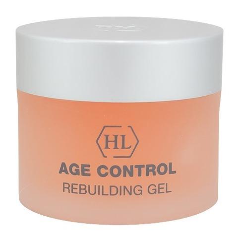 Восстанавливающий гель для всех типов кожи Rebuilding Gel, AGE CONTROL, Holy Land, 50 мл