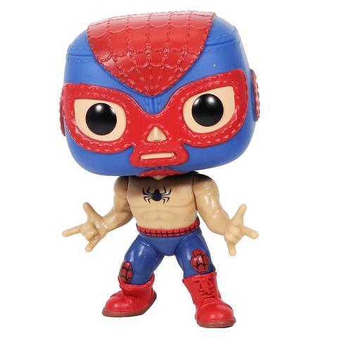 Фигурка Funko POP! Bobble: Marvel: Luchadores: Spider:Man 53862