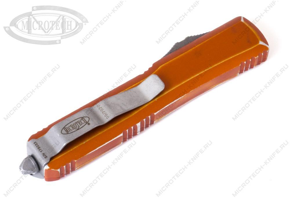 Нож Microtech Ultratech 121-10DOR - фотография