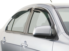 Дефлекторы окон V-STAR для Cadillac SRX 09- (D55037)