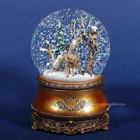 Русский Снежный шар