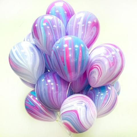 Воздушные шары агат Fashion