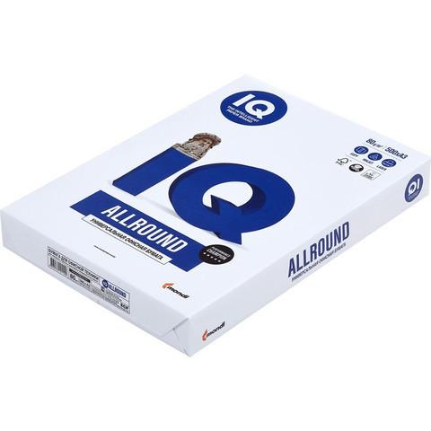 Бумага для офисной техники IQ Allround (А3, марка B, 80 г/кв.м, 500 листов)