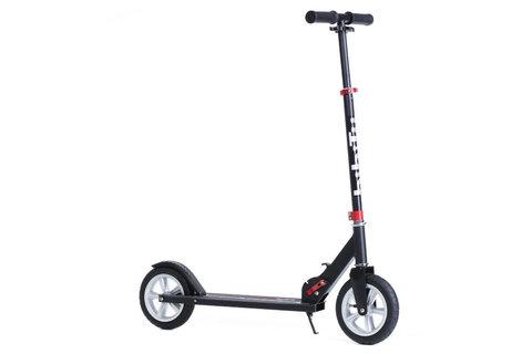 Самокат BIBITU CROSS  SKL-037-AWS, надувные колеса, черный