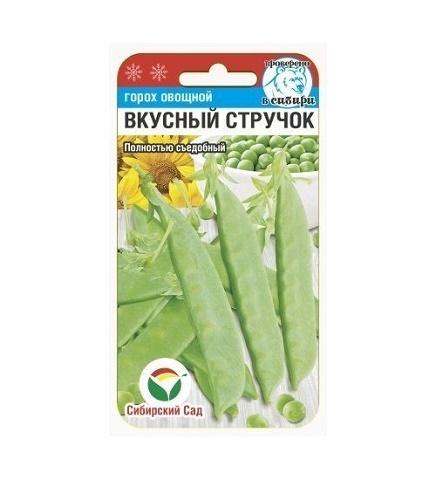 Вкусный стручок 5гр горох (Сиб Сад)