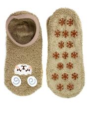 Носки-Тапочки Махровые