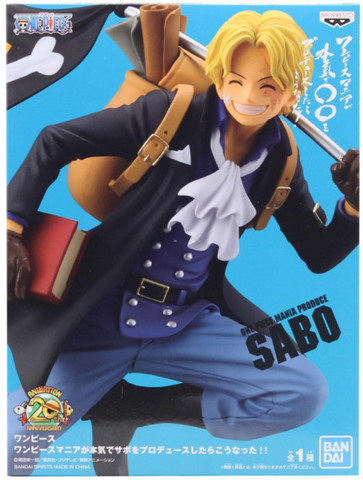 Фигурка One Piece Three Brothers Sabo