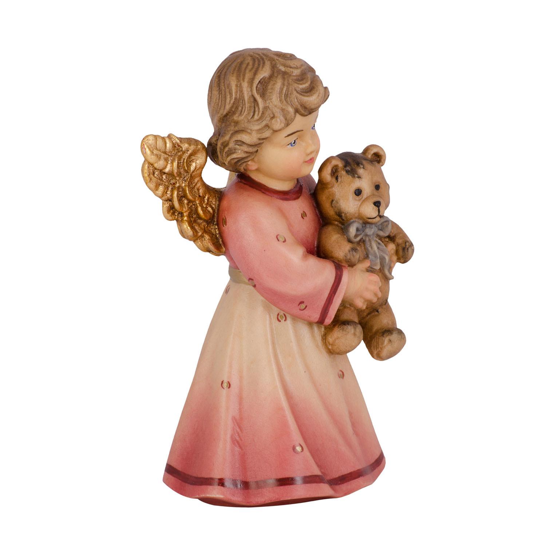 Ангел с мишкой