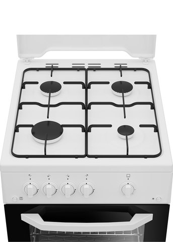 Газовая плита Beko FFSG52010W