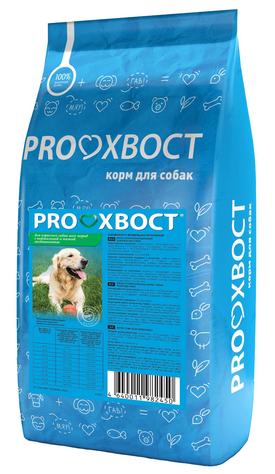ProХвост Корм ProХвост для собак с нормальной активностью PH_собаки_нормальная_и_низкая_активность_10_кг.png