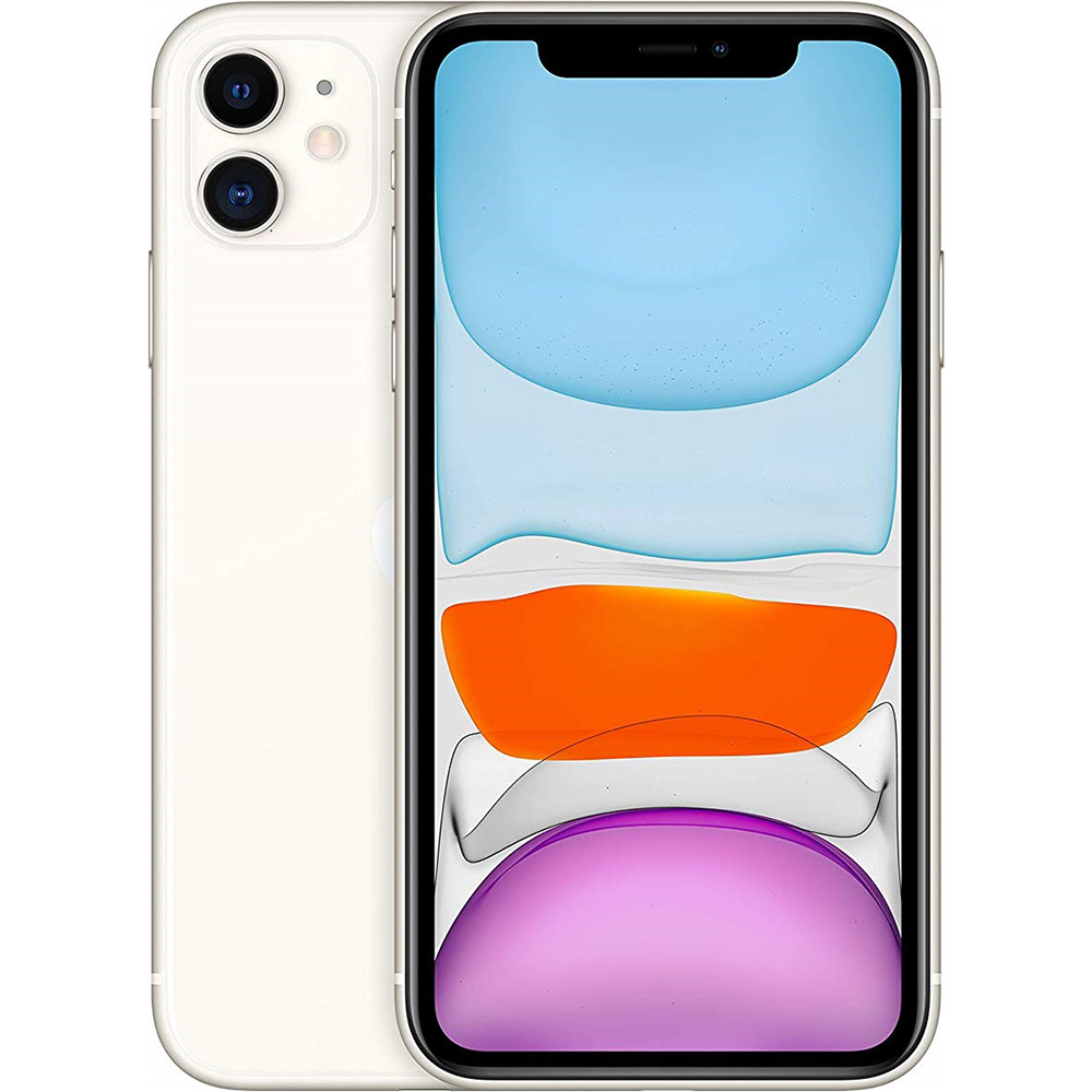 Apple Смартфон iPhone 11 64GB (белый) 1002228562_1.jpg