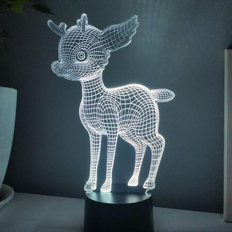 Art-Lamps Бэмби