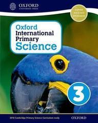 Oxford International Primary Science: Stage 3: Age 78: Student Workbook 3