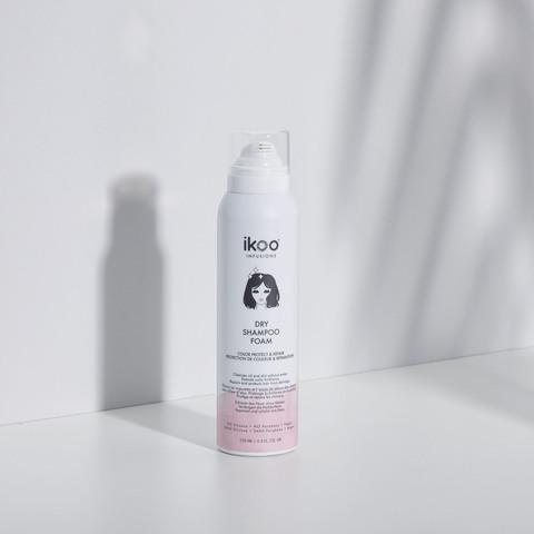 Сухой шампунь-пена dry shampoo foam