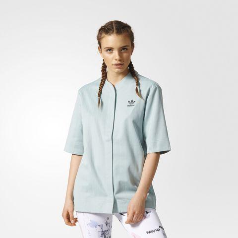Джемпер женский adidas ORIGINALS BH BASEBALL TEE