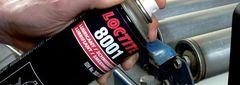 LOCTITE LB 8011 Масло синтетич.высокотемпературное, пищевой допуск, спрей