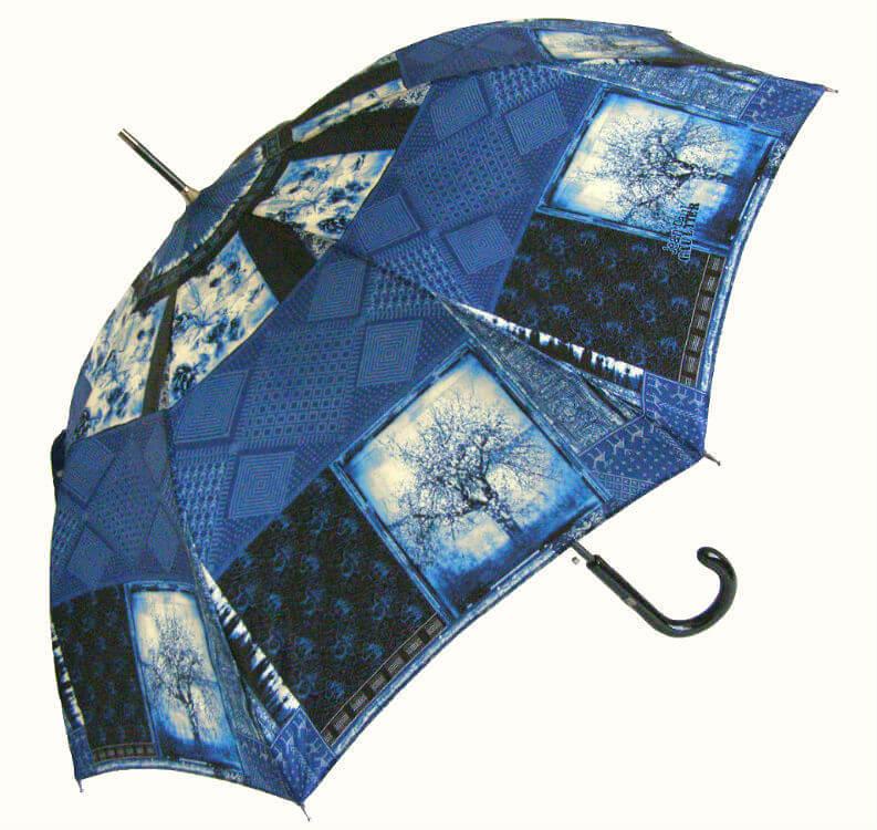 Зонт-трость JP Gaultier 1182-2 Patch Indien
