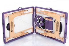 Аксессуары для Массажный стол деревянный 2-хсекционный RESTPRO Classic 2 Purple