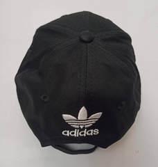 Стильная кепка бейсболка с надписью Adidas BC-1133WB