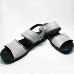 Мужские сандали запорожье Ikoc 3294-3 Gray.