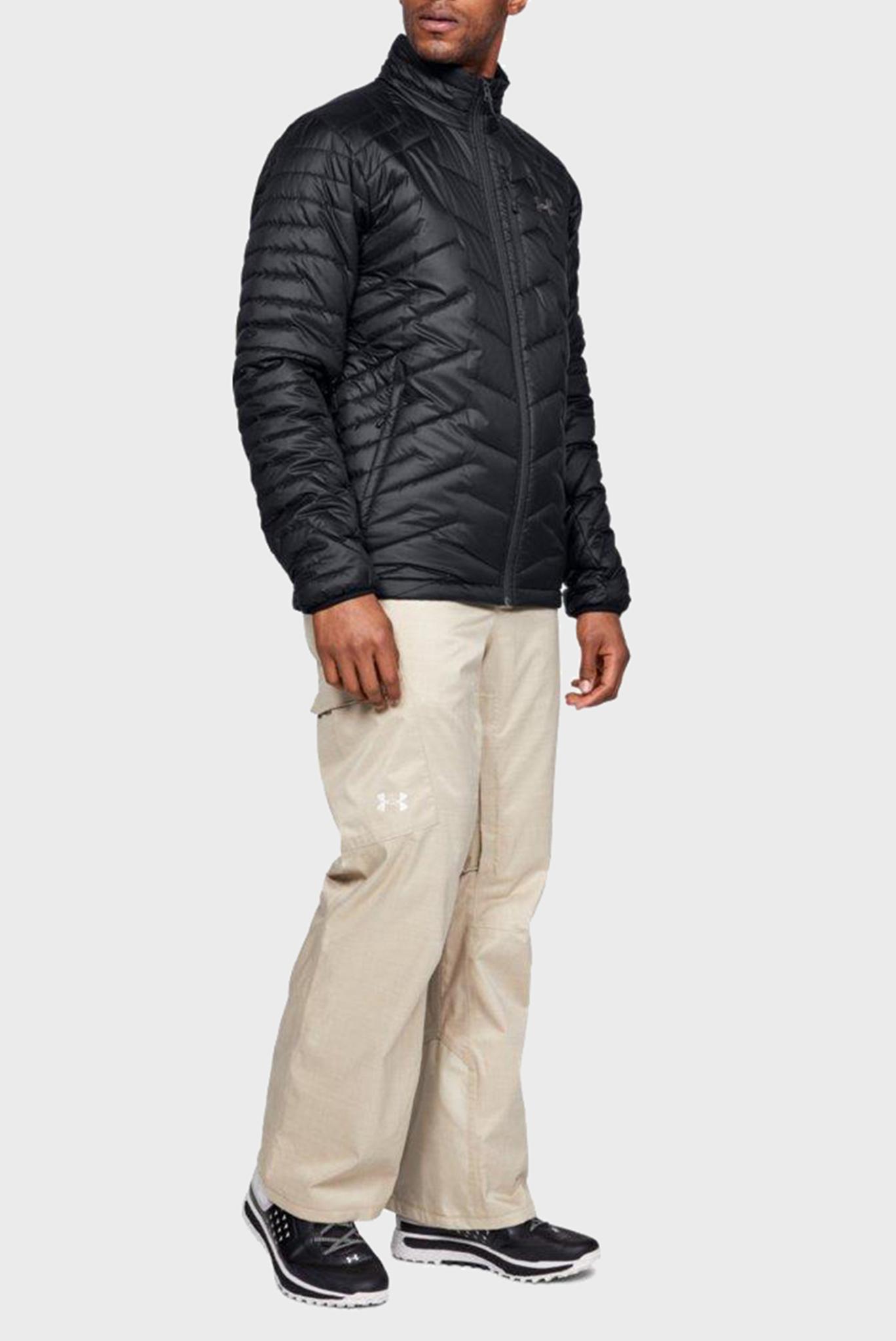 Мужская черная куртка UA CG Reactor Jacket Under Armour