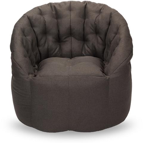 Бескаркасное кресло «Австралия», Угольный
