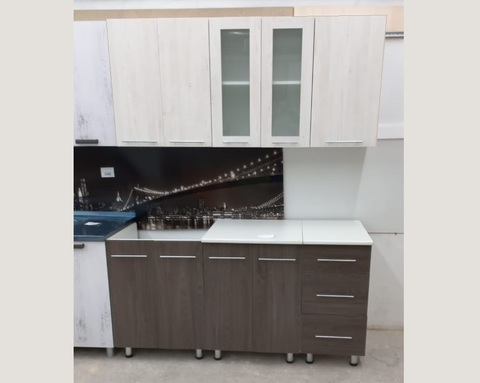 Кухня модульная ТОКИО 1600
