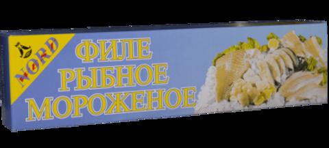 Филе камбалы порционное, 0,5/коробочка