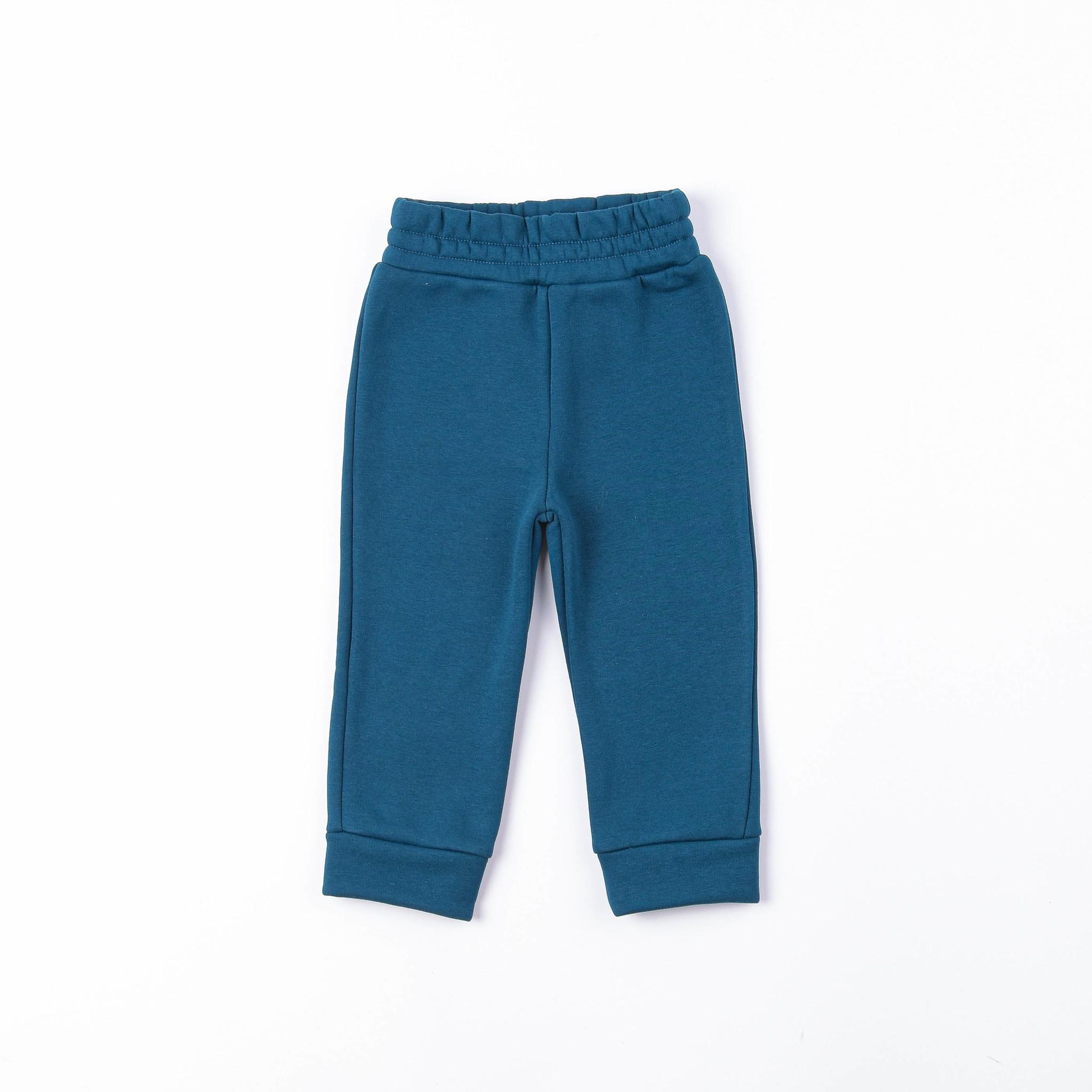 Warm trousers - Pertol Blue