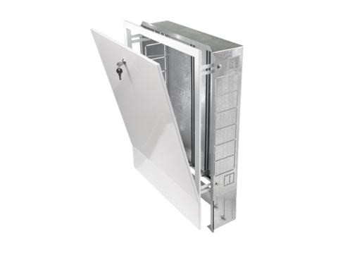Шкаф коллекторный встроенный Royal Thermo 670х125х594