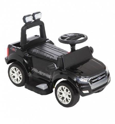Электромобиль Rivertoys Ford Ranger DK-P01 черный