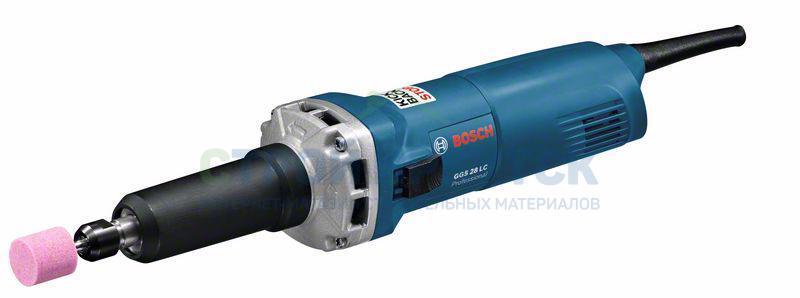 Шлифовальные машины Прямая шлифмашина Bosch GGS 28 LC (0601221000) d265baa329c195a347566c8d66195ca2