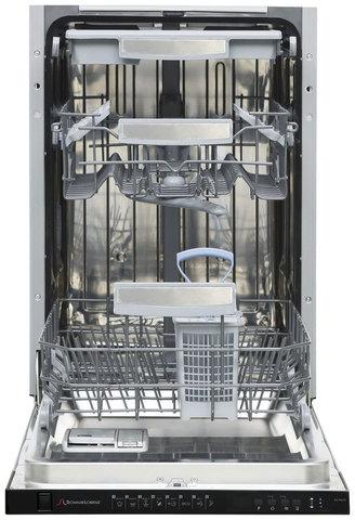 Встраиваемая посудомоечная машина шириной 45 см Schaub Lorenz SLG VI4410
