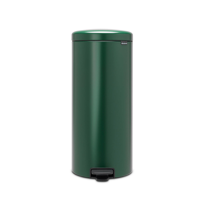 Мусорный бак newIcon (30 л), Зеленая сосна, арт. 304088 - фото 1