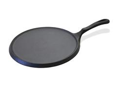 4108 FISSMAN Сковорода блинная чугунная 25 см