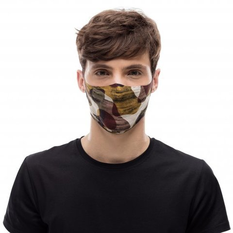 Маска защитная Buff Mask Burj Multi фото 2