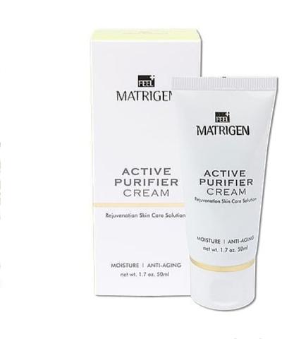 Успокаивающий крем против воспалений  Matrigen  Active Purifier 50 мл.
