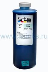 Пигментные чернила STS для HP Light Cyan 1000 мл
