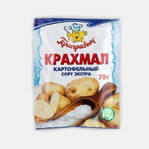 """Крахмал картофельный """"Приправыч"""" 70г"""