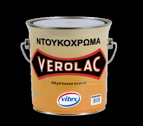 Verolac – это глянцевая алкидная лаковая краска высокой прочности.