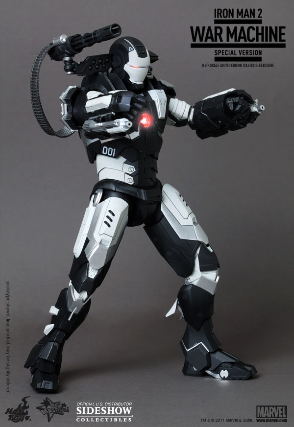 Iron Man 2 War Machine (Special Version)
