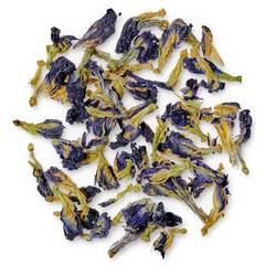 Синий чай из Таиланда, Чанг Шу, Анчан, органик