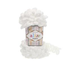 Пряжа Alize Puffy цвет 055