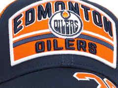 Бейсболка NHL Edmonton Oilers № 29