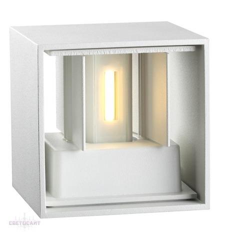 Уличный настенный светодиодный светильник 357518 серии CALLE