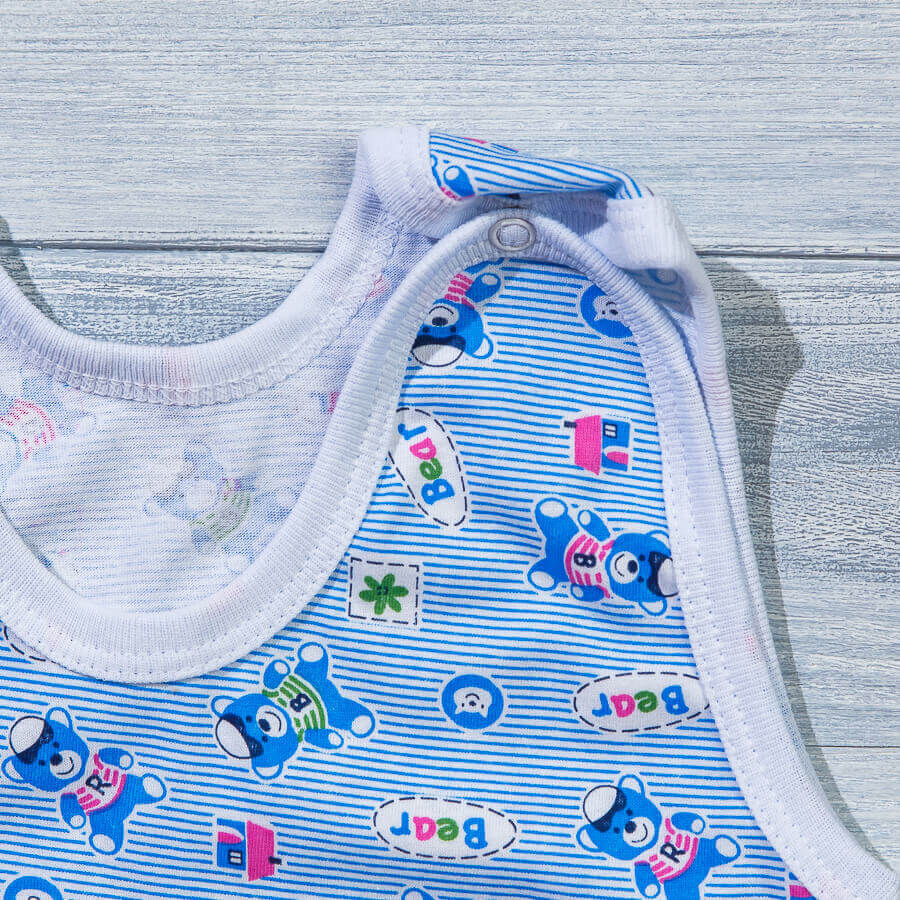 Полукомбинезон для новорожденных