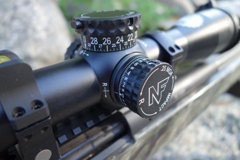 Оптический прицел NIGHTFORCE ATACR™ 4-16×42 F1 MOAR™ (C542)